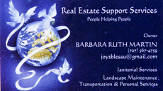 Barbara Martin Real Estate Support Services